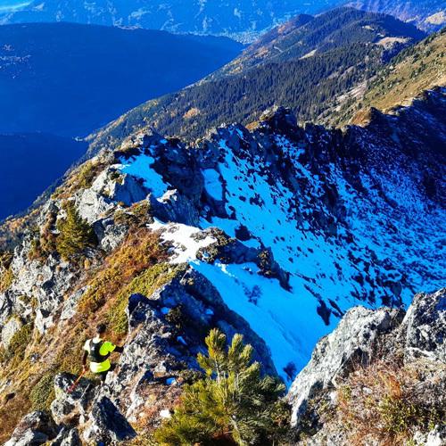 Stage Trail : Préparation Trail de 40 à 60 km en montagne